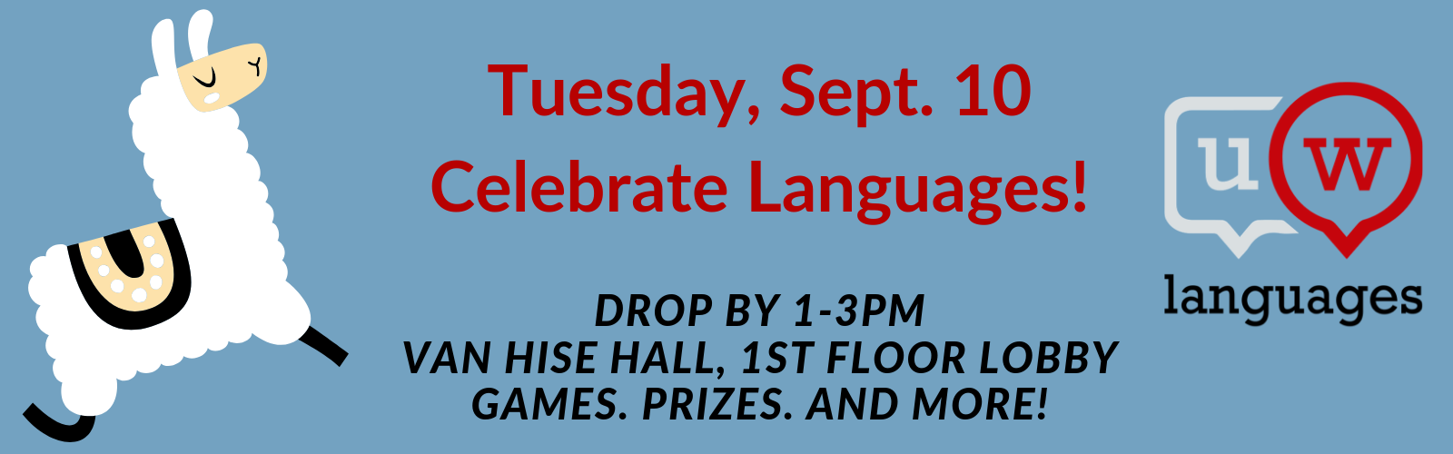 Celebrate Languages Event