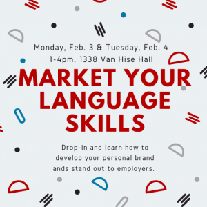 Market Your Language Skills